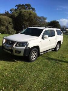 2012 Volkswagen Amarok TDI420 HIGHLINE Automatic 4x4 Crew Cab Geographe Busselton Area Preview