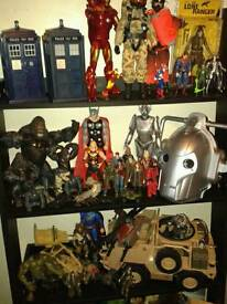 Action figure big lot