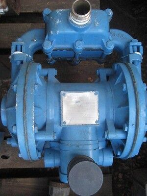 Sandpiper Sb1-a Type Sgn-4-a Air Operated Diaphragm Pump Y1