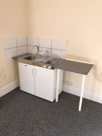 Single Bedsit Available Now Own Kitchen