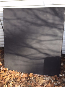Large Solid Metal Sheets