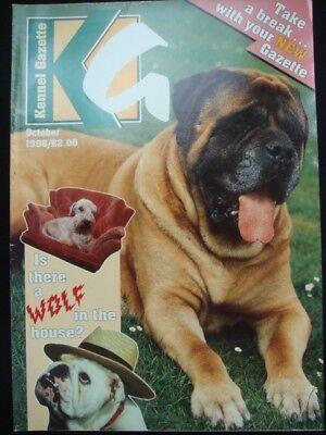 Kennel Club Vintage Kennel Gazette Pedigree UK Show Dog Magazine Japanese Akita