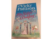 Vicky Pattison book My Sisters Wedding