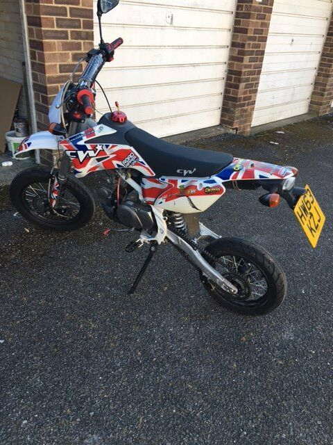 Road Legal Pit Bike 125cc In Alresford Hampshire Gumtree