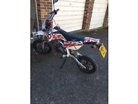 Road Legal Pit Bike 125Cc