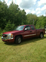 2004 GMC Sierra 1500 Ext. Cab 2wd 4.8L V8  (MVI until June 2017)