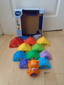 Vtech-new in box with batteries-post it