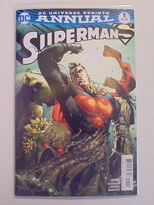 Superman Annual #1 (2017) A Cover DC Rebirth NM Comics Book
