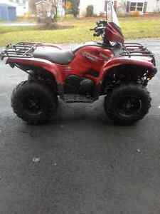 2013 Grizzly special edition 700