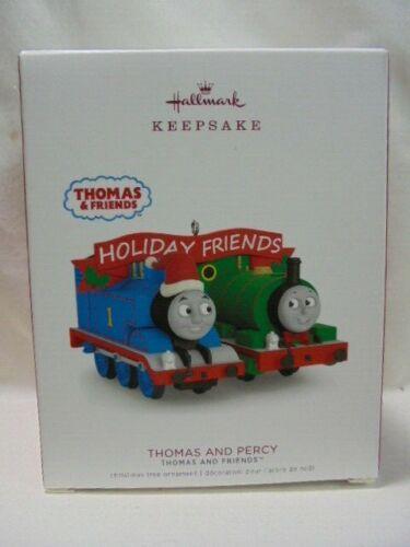 2018 Hallmark Keepsake Ornament Thomas and Percy Thomas The Tank and Friends B20