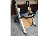 Travel High Chair, Minui Handysitt. £20