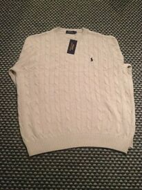 Ralph Lauren Jumpers S M L XL
