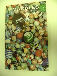 4 books on collecting marbles