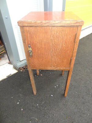 small antique pot cupboard