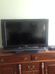 42 inch Sony flat screen TV