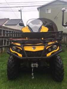 Can-am 2013 outlander 650