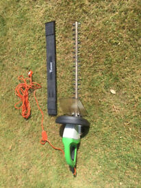 Hedge Trimmer,Viking HE600,blade 60cm with 23 feet cable,blade guard,and manual