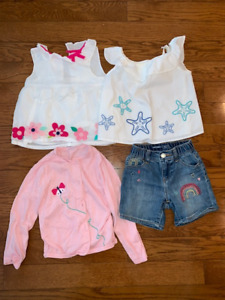 Gymboree / Gap set of 4 items