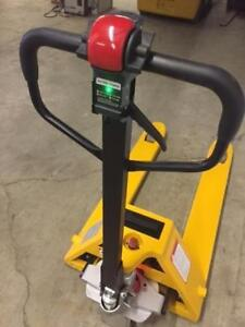Hybrid Pallet Trucks for just 1195!
