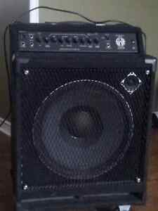 SWR Workingman's 15 Bass Amp