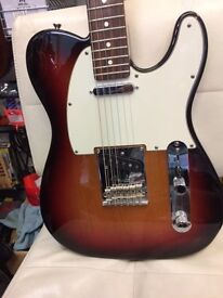Fender USA Tele.2008 model
