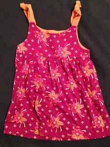 Tea Clothing Brand girl tank top, size 5, NWOT