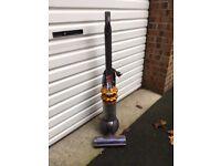 Dyson DC50 Multi Floor Upright Vacuum Cleaner