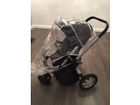 Quinny Buzz Pushchair with car seat (Wallington) £45
