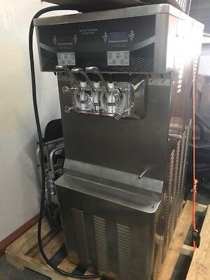 Taycool Soft Serve Ice Cream Machine - New - Twin Twist