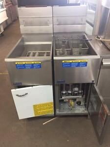 PITCO FRYER MODEL #40C+ LIKE NEW *90 DAY WARRANTY