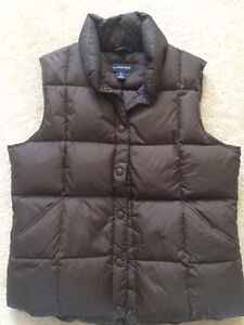 NEW - Land's End Down Vest