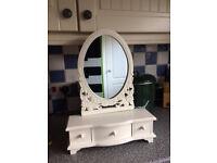 girls child vanity mirror for bedroom