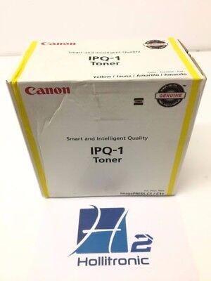 Imagepress C1 Yellow Toner - Genuine Canon IPQ-1 Yellow Toner for ImagePRESS C1/C+ *NEW*