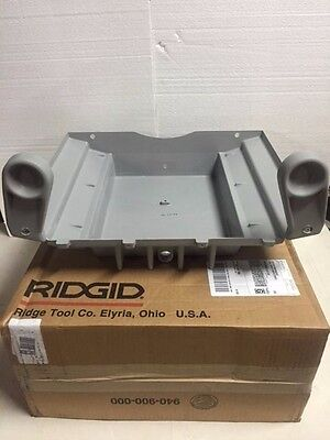Ridgid 1224 Pipe Threader Oil Screen Chip Pan Hanger 26847 711 714 Die Head
