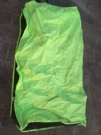 Horse hi-vis/Fluorescent Exercise Sheet, size cob
