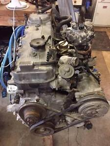2.6 litre 4g54 motor engine New Lambton Heights Newcastle Area Preview