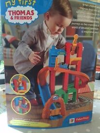 Thomas and Friends Twisting Tower train Track