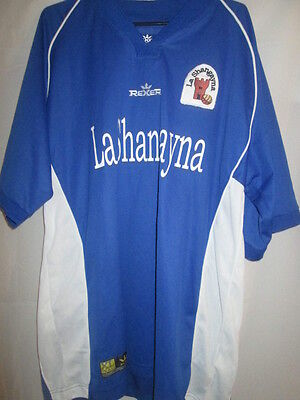 La Shangayne no 6 Football Shirt Size Extra Large /15336