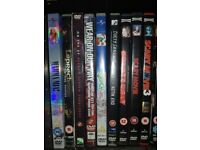 Bluray and dvd collection £65 ono