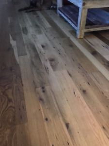 Great Deal on Fantastic Hardwood Floor