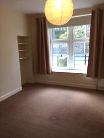 Unfurnished one bedroomed flat for rent in quiet area, 3 mins walk from Ferniegair train station.