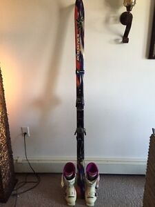 MINT CONDITION - Rossignol Skis and Boots