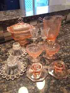 Depression Glass - various pieces Kitchener / Waterloo Kitchener Area image 9