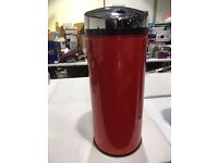 "BRAND NEW 50L ""MORPHY RICHARDS"" RED SENSOR BIN"