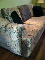 PRICED TO SELL SOFA & CHAIR