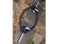 Heavy Duty Olympic Trap Bar (Trap Hex Bar) Strength / Strongman