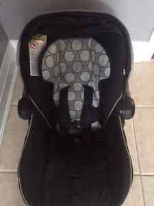 Britax B-Safe Infant Car Seat PLUS two bases