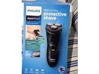 As new Phillips shaver