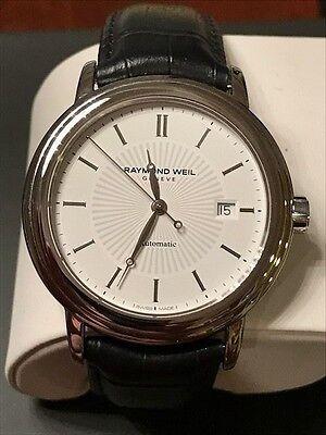 Raymond Weil Maestro Automatic Date Men's Watch 2847-STC-30001