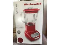 KitchenAid Artisan Blender - unused - 5KSB5553BER